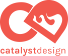 Catalyst Design Logo